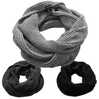 Stedelijke klassiekers - buis winter sjaal breien