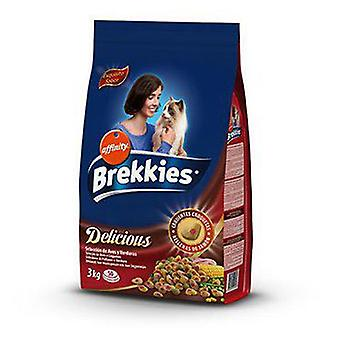 Brekkies Excel Delicious Poultry and Vegetables (Cats , Cat Food , Dry Food)