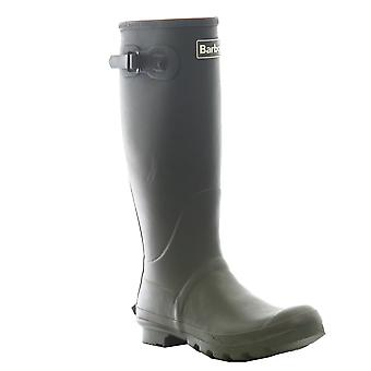 Barbour Mens Bede Welly Green
