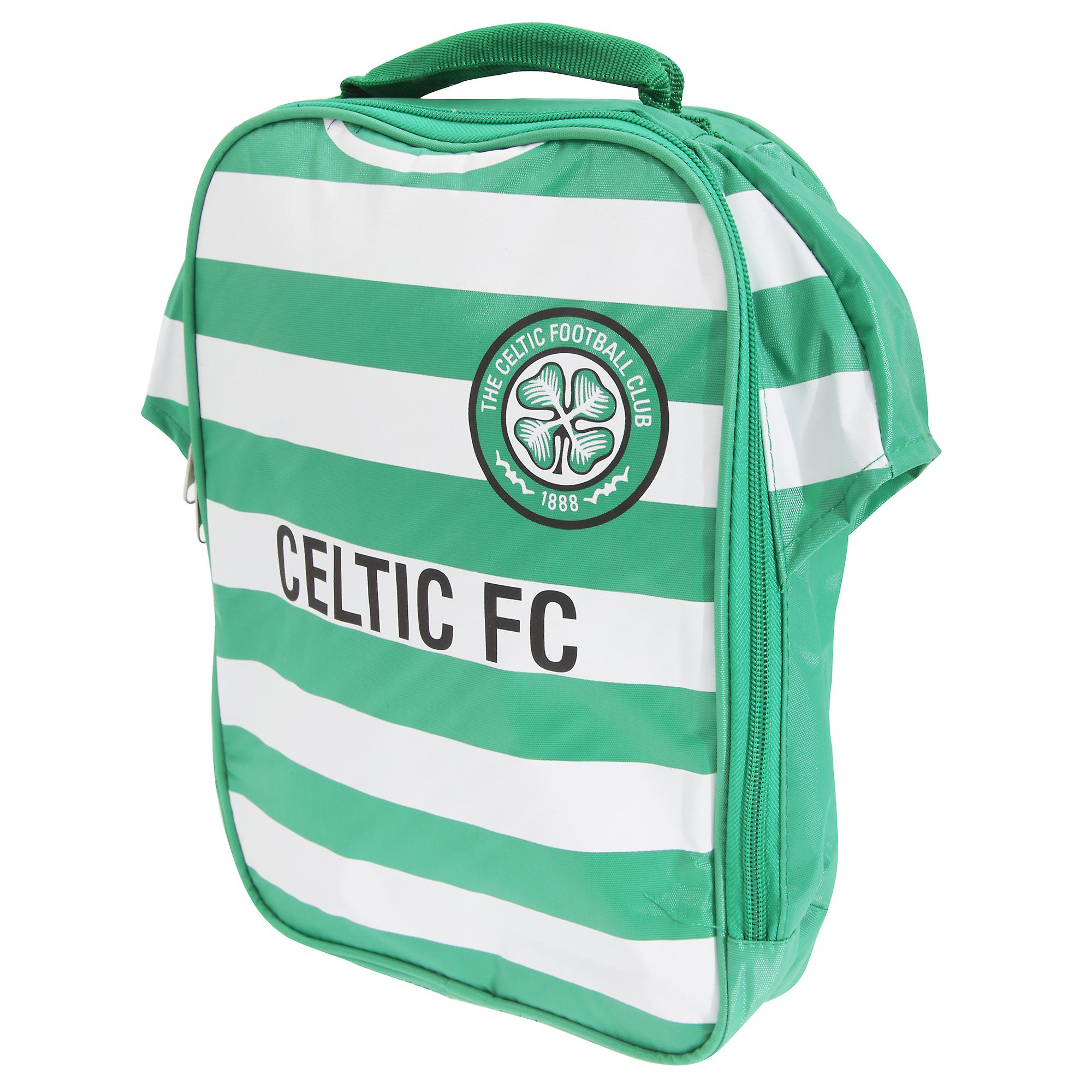 Celtic FC Official Insulated Football Shirt Lunch Bag/Cooler