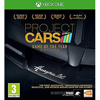 Project CARS - Game of the Year Edition (XboxOne)
