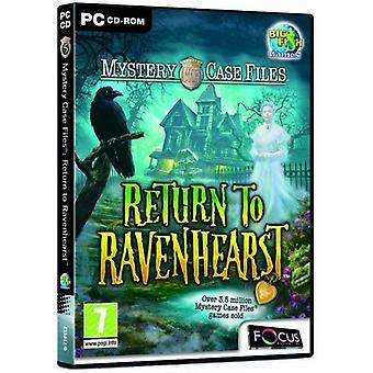 Mystery Case Files zurück zu Ravenhearst (PC-CD)