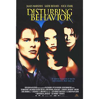 Störende Verhalten Movie Poster (11 x 17)