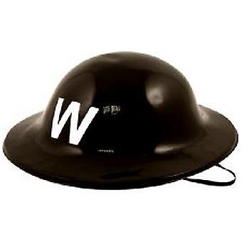 Kunststoff-Warden-Helm