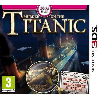 Murder on the Titanic (Nintendo 3DS)