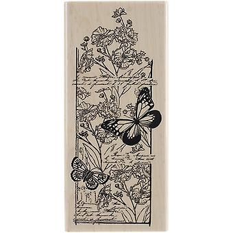 Penny Black Mounted Rubber Stamp 2.5