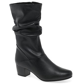 Caprice Ripley Womens Calf Lengh Boots