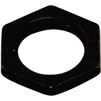 Nut Black OMEG M10 1 pc(s)