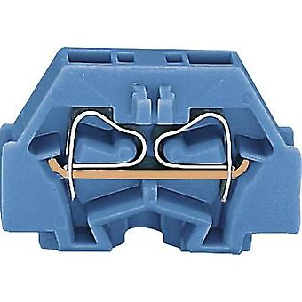 WAGO 260-304 Terminal 5 mm Pull spring Configuration: N Blue 1 pc(s)