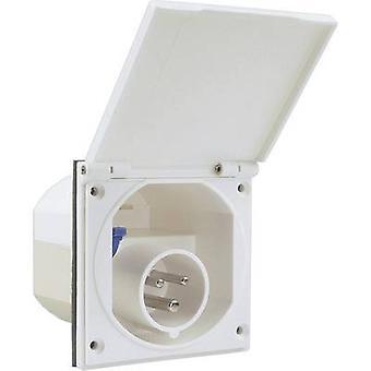 811.100-CO CEE CARA feed-in plug 16 A 3-pin 230 V