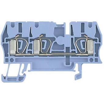 Weidmüller 7904190000 ZDU 4/3AN BL 0.5 - 6 mm² Blue