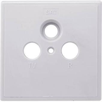 Axing SZU 2-00 Antenna socket cover TV, FM, SAT