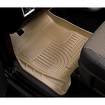 Husky Liners Front & 2nd Seat Floor Liners Fits 14-18 Rogue