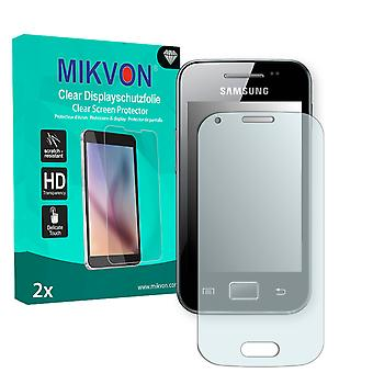 Samsung Galaxy Ace Style Screen Protector - Mikvon Clear (Retail Package with accessories)
