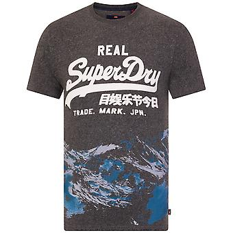 Superdry Vintage Logo Mountaineer Crew Neck T-Shirt