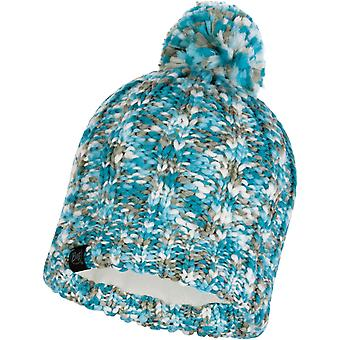 Buff Livy Knitted Bobble Hat