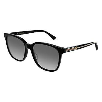 Gucci GG0376S black grey gradient