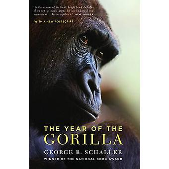 The Year of the Gorilla by George B. Schaller - 9780226736471 Book