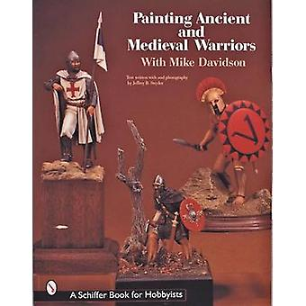 Painting Ancient and Medieval Warriors with Mike Davidson by Mike Dav