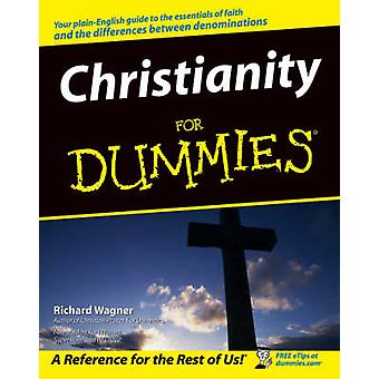 Christianity For Dummies by Richard Wagner - Kurt Warner - 9780764544