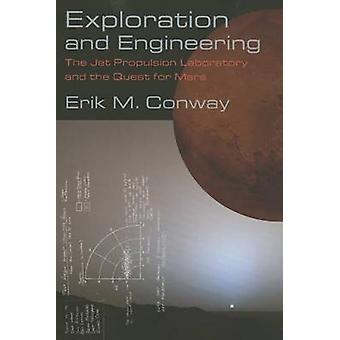 Exploração e engenharia - o laboratório de propulsão a jato e o Qu
