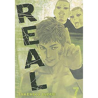 Real - volumen 7 por Takehiko Inoue - Takehiko Inoue - Bo 9781421530703