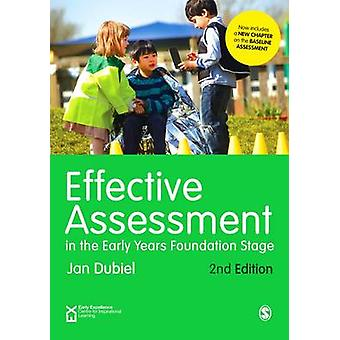 Effective Assessment in the Early Years Foundation Stage (2nd Revised