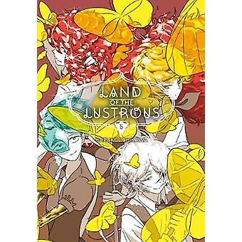 Land Of The Lustrous 5 by Haruko Ichikawa - 9781632366351 Book
