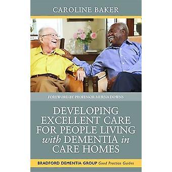 Uitstekende zorg voor mensen met dementie in zorg Hom ontwikkelen