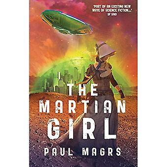 Martian Girl by Paul Magrs - 9781910080443 Book
