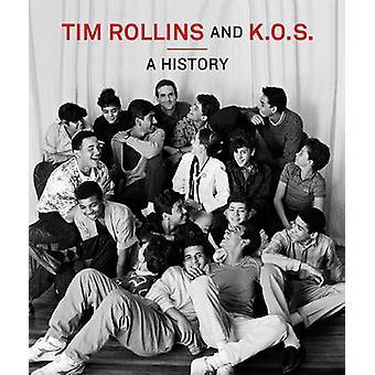 Tim Rollins e melro - uma história por Ian Berry - livro 9780262013550