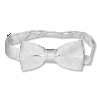 Covona BOY'S BOWTIE Solid Color Youth Bow Tie