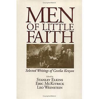 Men Of Little Faith