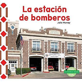 La Estaci�n de Bomberos (the Fire Station ) (Mi Comunidad: Lugares (My Community: Places))