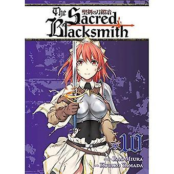 The Sacred Blacksmith, Volume 10