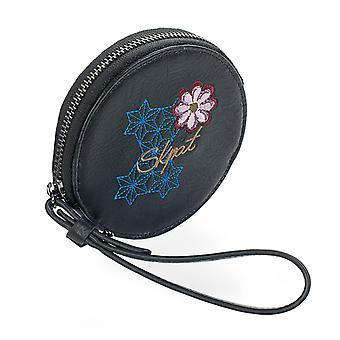 Round purse wallet woman Skpat 95510