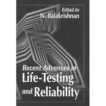 Recente vooruitgang in LifeTesting en betrouwbaarheid door Balakrishnan N.