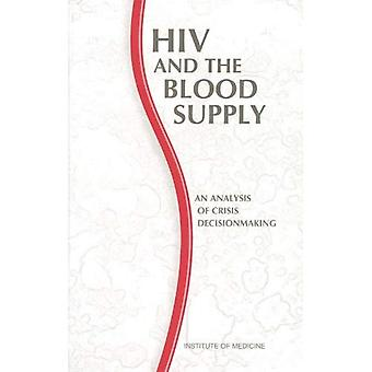 HIV and the Blood Supply: An Analysis of Crisis Decisionmaking