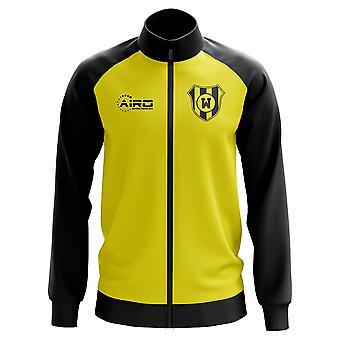 Watford Concept Football Track Jacket (Yellow)