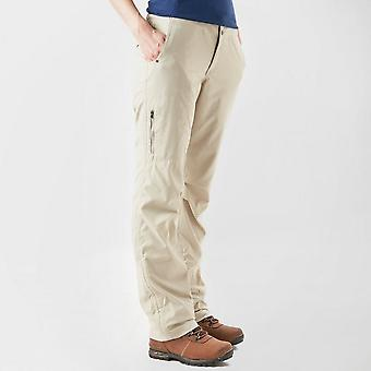 New Royal Robbins Women's Lightweight Stretchable Jammer II Trousers Brown