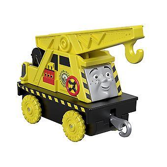Thomas och vänner FXX07 spåret Master driva längs små pressgjuten Kevin