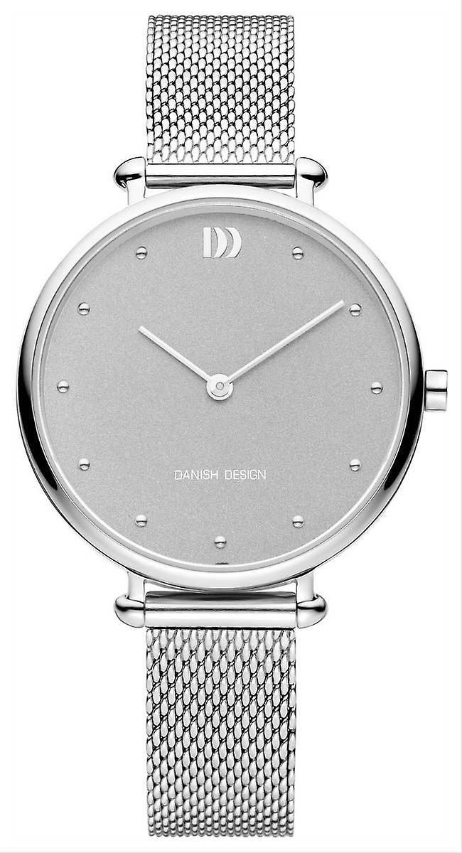Danish Design Pure Emily Watch - argent gris