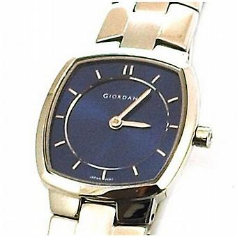 GIORDANO 2097-3 Ladies Blue Dial Bracelet Strap Watch