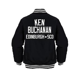 Ken Buchanan Boxing Legend Kids Jacket