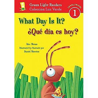 What Day Is It?/Que Dia Es Hoy? by Alex Moran - Daniel Moreton - Alma