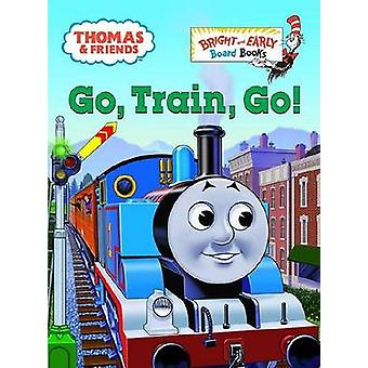 Go - Train - Go! by Wilbert Vere Awdry - Tommy Stubbs - 9780375834615