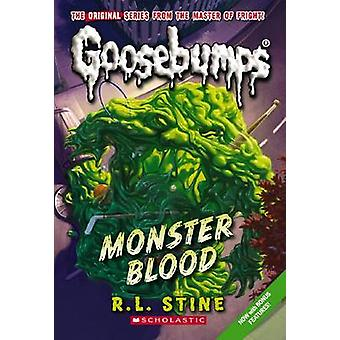 Monster Blood by R L Stine-9780545035200 Buch