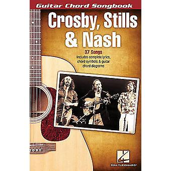 Crosby Stills & Nash Guitar Chord Songbook by Stills-Nash Crosby - 97