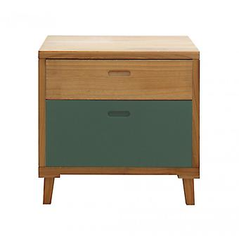 Furniture Rebecca Cassetti Table of contents 2 Green Brown Wood drawers 58x60x45