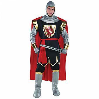 Men Brave Crusader Adult Costume